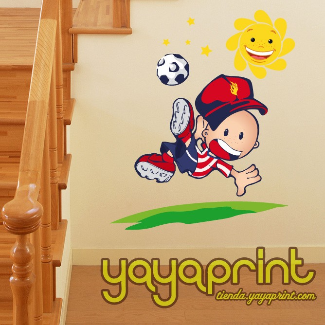 Vinilos infantiles vinilos decorativos stickers vinilvip for Stickers decorativos