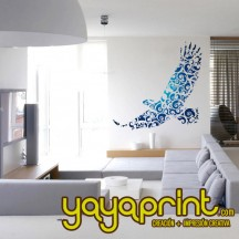Vinilo decorativo pared: Magia 02
